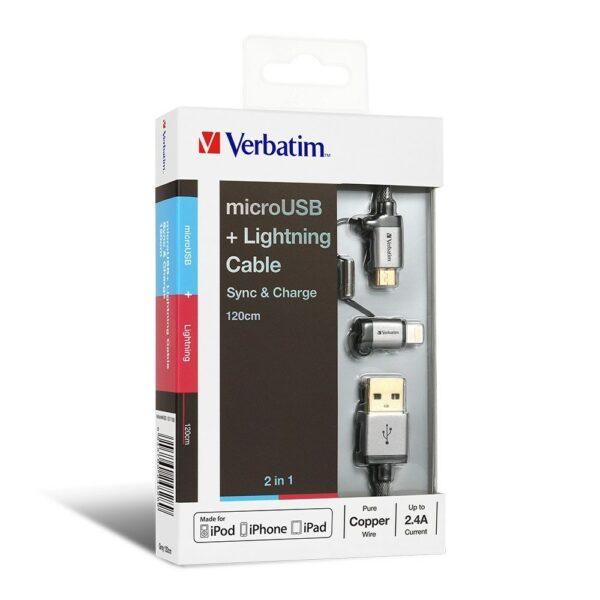 Micro USB/Lightning